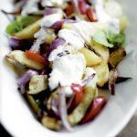 bagt kartoffelsalat