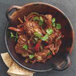 kyllingergryde med mexicanske krydderier