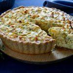 Selleritærte med timian