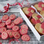 Julehjerter af småkagedej